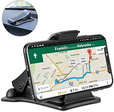 MOSUO <b>Car Dashboard</b> Phone Holder, <b>Universal Car</b> Phone ...