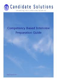 competency based interview preparation guide £25 99 zen cart competency based interview preparation guide