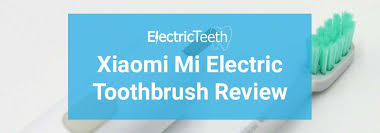 <b>Xiaomi Mi Electric Toothbrush</b> Review - Electric Teeth