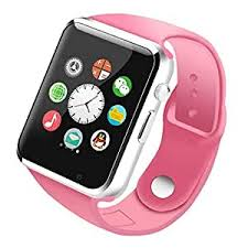 Devsadan <b>Smart Watch A1</b> Bluetooth <b>Smartwatch</b> Compatible with ...