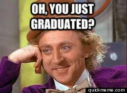 Funniest Graduation Memes via Relatably.com