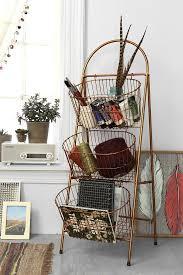 ideas bath toy organization pinterest ladder storage basket urban outfitters  ladder storage basket urban ou