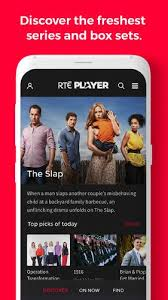 RTÉ Player for Android - APK Download
