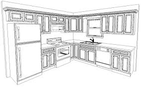 X  Kitchen Layout Are Included In The Standard  X - Standard master bedroom size