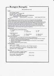 english for careers and engineering sample resume environmental sample resume environmental engineering kasetsart university