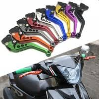 <b>1Pair Motorcycle CNC</b> Brake Clutch Lever Fit For GY6 Honda Grom ...