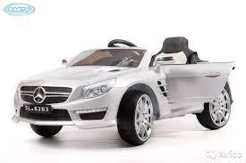 <b>Электромобиль Barty Mercedes SL63</b> купить в Калужской области ...