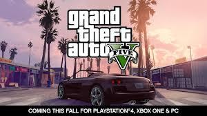 Grand Theft Auto V: PlayStation 4, Xbox <b>One</b> & <b>PC</b> Announcement ...