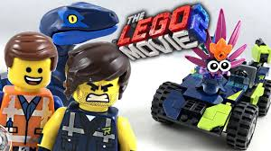 <b>The LEGO Movie</b> 2 Rex's Rex-treme Offroader review! 2019 set <b>70826</b>!