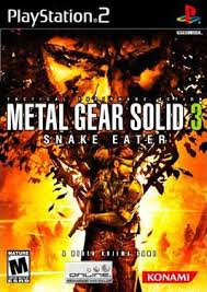 <b>Metal Gear Solid 3</b>: Snake Eater - Wikipedia