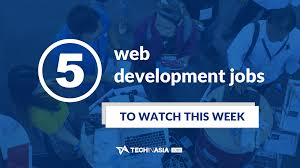 web development jobs in asia 5 top web development jobs this week superant oddle and more