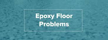What Are Common Epoxy <b>Floor</b> Problems? | <b>Alpine</b> Painting