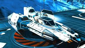 No Man's Sky - Very Rare Tier <b>3</b> White and Black Fighter - Synthesis ...