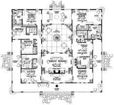images about Home Ideas  floor plans on Pinterest   U Shaped    Floor Plans AFLFPW   Story Spanish Home   Bedrooms  Bathrooms and