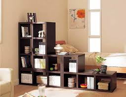 living room with bed:  using the floating shelves living room for boosting your living room comfort inspiring small bedroom