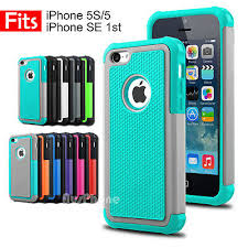 Shockproof <b>Heavy Duty Silicone</b> Hard Tough <b>Cover Case</b> for Apple ...