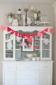 ideas china hutch decor pinterest: top of cabinet chicken wire love this for my china cabinet