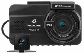 <b>Видеорегистратор Neoline Wide S49</b>, 2 камеры — купить по ...
