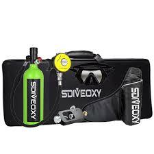 <b>SDIVEOXY 1L diving</b> oxygen tank <b>diving</b> equipment underwater ...