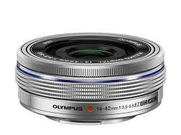 <b>Объектив Olympus M.ZUIKO DIGITAL</b> ED 14-42mm 1:3.5-5.6 EZ ...