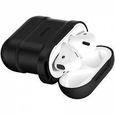 Купить <b>чехол baseus</b> silicone case с держателем наушников для ...