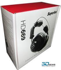 <b>Наушники Superlux</b> HD669 (Axelvox HD 272): исключение из ...