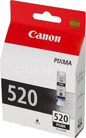 Купить <b>Картридж CANON PGI-520BK</b>, черный в интернет ...