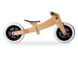 Wishbone <b>Bike</b> Original 3in1 Natural – Wishbone Design Studio
