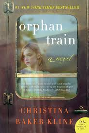 Image result for the orphan train book cover