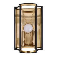 <b>Настенный светильник Crystal Lux</b> Tandem AP2 Gold купить в ...