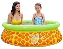 Детский <b>бассейн Jilong Pineapple</b> 3D Spray, 150 см (17790 ...