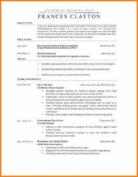 child care resumefrances childcare resume 2013 1 638jpgcb1369075187 resume for childcare