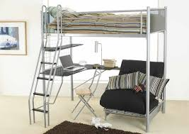 bunk bed with desk and futon bunk bed desk