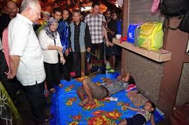 Image result for Melayu gelandangan di Kuala Lumpur