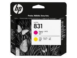 <b>HP</b> 831, <b>Печатающая головка</b> для | <b>HP</b>® Russia