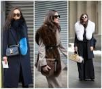 Выглядеть модно и стильно зимой