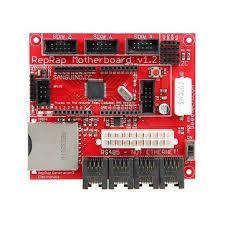 Reprap <b>3D Printer Accessories Motherboard</b> 1.2 Control Board