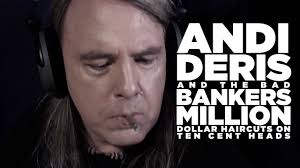 "<b>Andi Deris</b> And The Bad Bankers ""Don't Listen To The Radio"" - NEW ..."