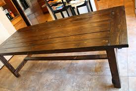 Dining Room Furniture Plans Fascinating Farmers Dining Room Table Magnificent Small Dining