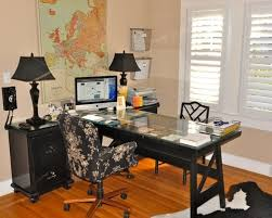 adorable glass home office desk simple inspirational home designing adorable glass top office