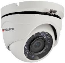 <b>Камера</b> видеонаблюдения Hikvision <b>HiWatch</b> DS-T103 в рассрочку