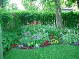 Small Picture Perennial Shade Garden Bagley landscapes color zone 3