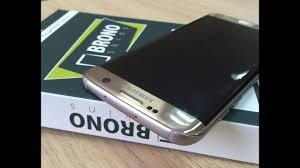 <b>Защитная пленка</b> BRONOSKINS для Samsung Galaxy S7 Edge ...