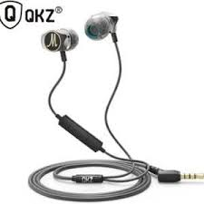 <b>QKZ DM7</b> Metal <b>Zinc</b> Alloy Hifi Super Bass Earphones with Mic ...