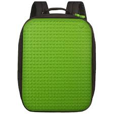 <b>Рюкзак Upixel Canvas classic</b> pixel Backpack WY-A001 Зеленый ...