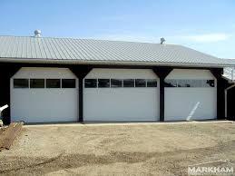 Garage Doors Calgary - Exterior garage door