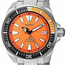 Diver Orange Wristwatch Bands for sale | eBay