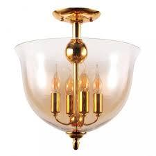 Потолочная <b>люстра Crystal Lux ATLAS</b> PL4 GOLD (Испания) за ...