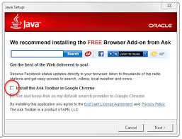 java installation and troubleshooting notarius java noasktoolbar en
