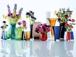 <b>Ваза в форме бутона</b> flower colour синий — купить по цене 1750 ...